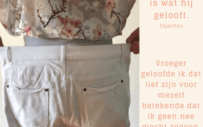 Wat geloof jij - blog