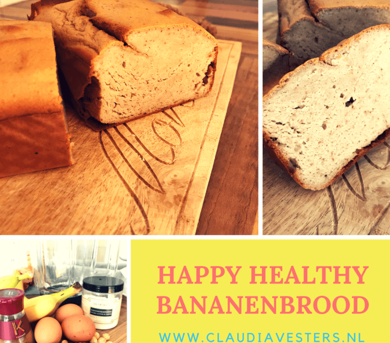 Happy and Healthy bananenbrood