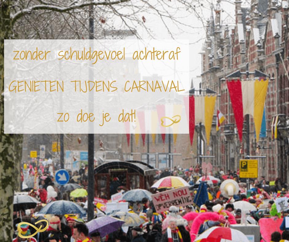 Genieten tijdens Carnaval