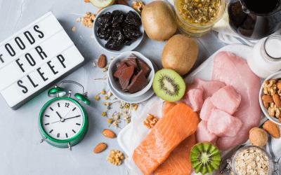Overgang en Voeding