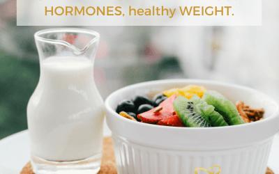 Yoghurt of Melk. Wat is beter en waarom?