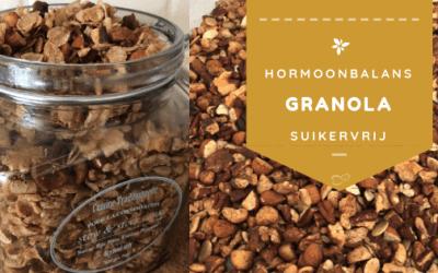 HORMOONPROOF granola