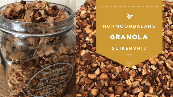 Hormoonbalans granola