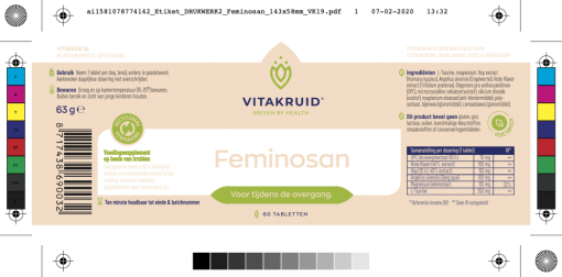 Feminosan supplement