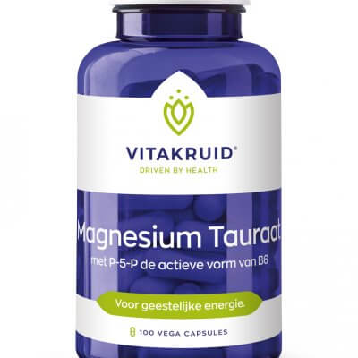 Magnesium Tauraat supplement