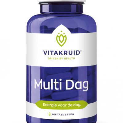 Multivitamine dag supplement