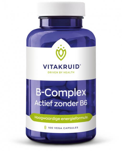 B vitamine supplement