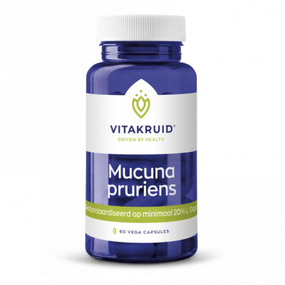 Mucuna pruriens supplement