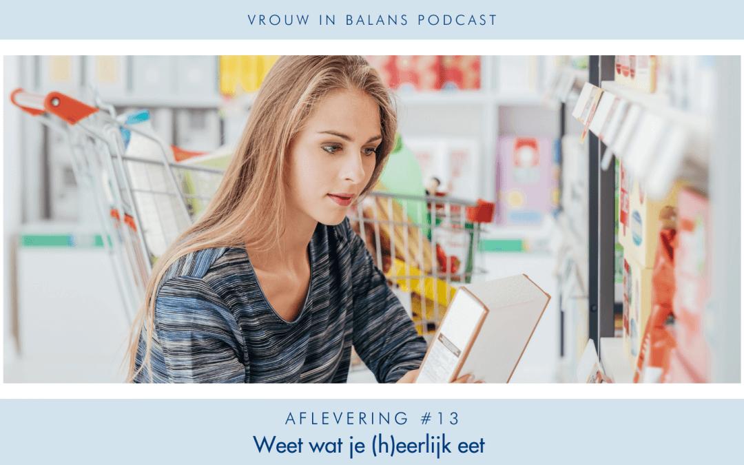 #13 Vrouw in Balans Podcast