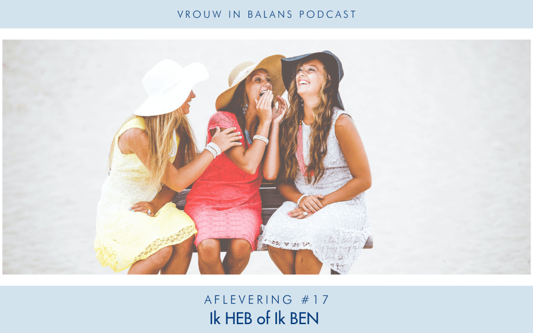 #17 Vrouw in Balans Podcast