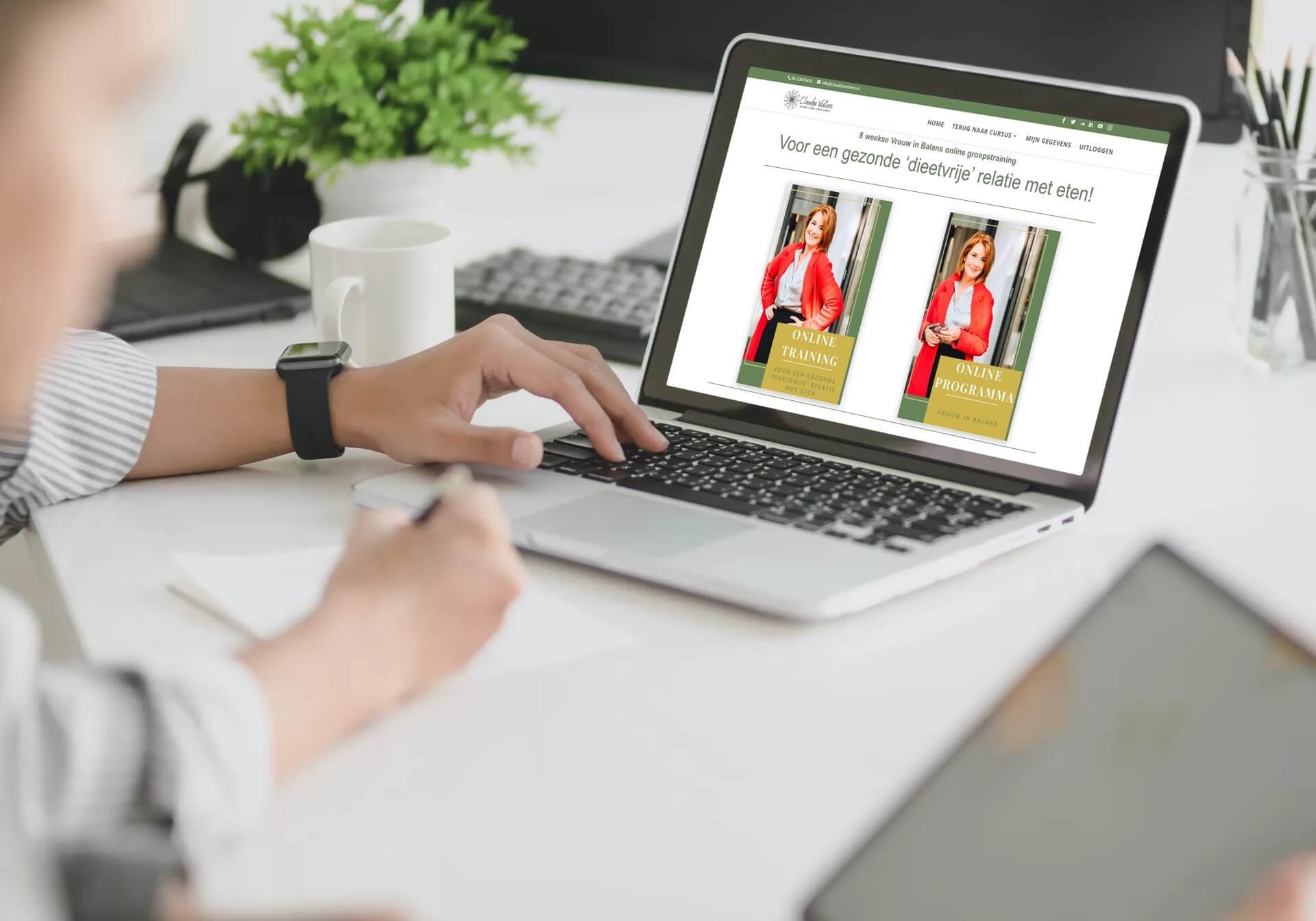 Online huis je doel bereiken