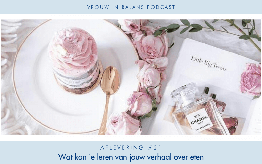 #21 Vrouw in Balans Podcast