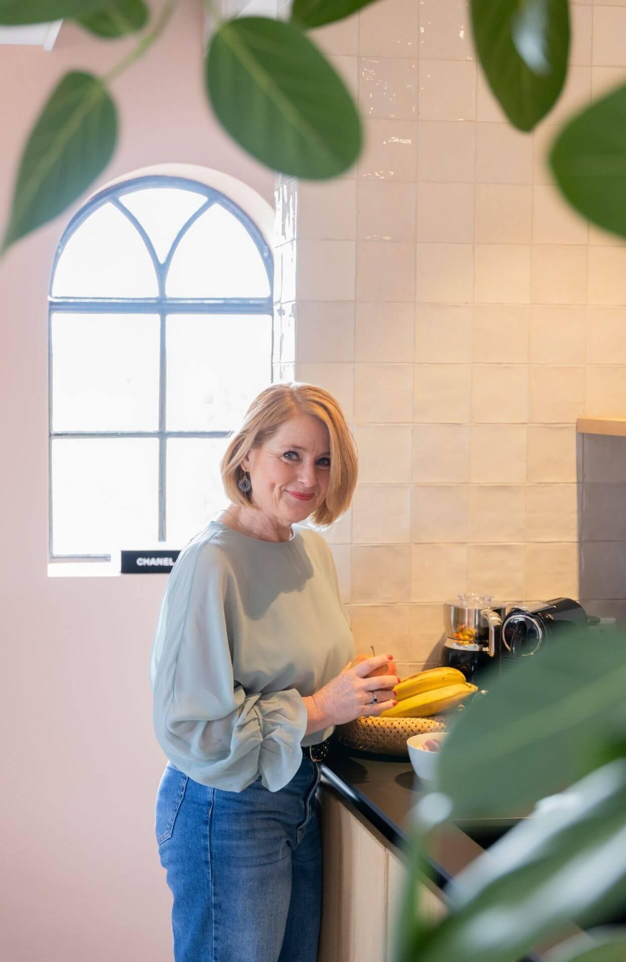 Claudia Vesters Keuken coaching stappenplan voeding hormonen