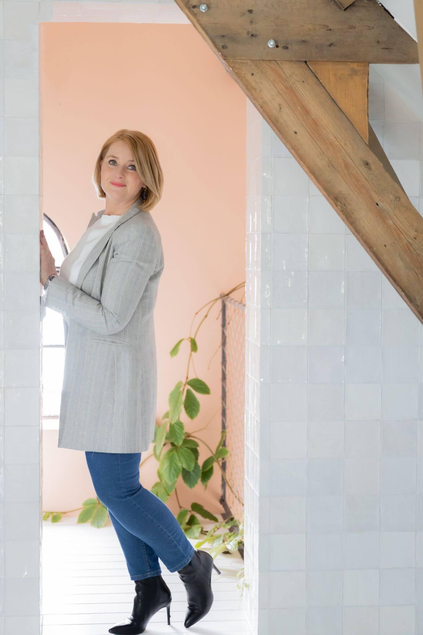 Claudia Vesters Afvallen Lifestyle Heerlijk Eten Leven Portrait