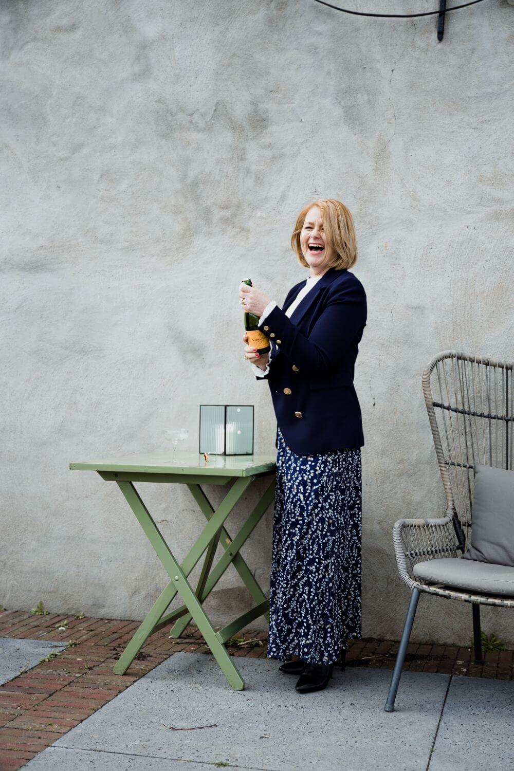 Claudia Vesters Champagne Vrouw in Balans Testimonials Reviews