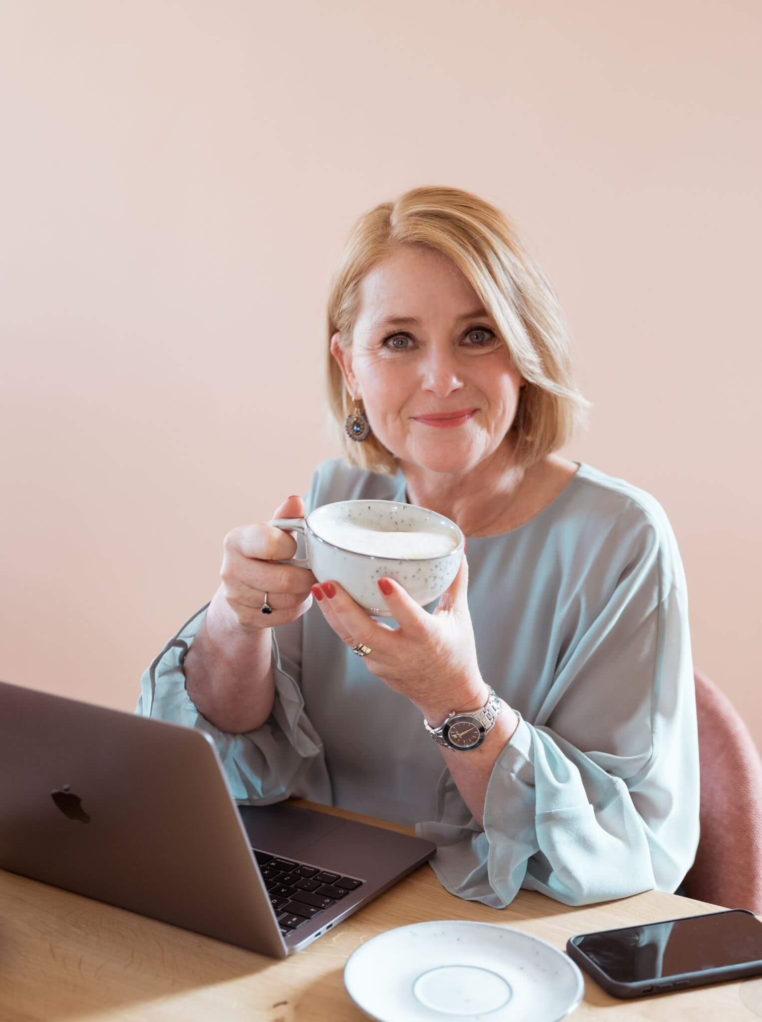 Claudia Vesters Koffie Koffedate