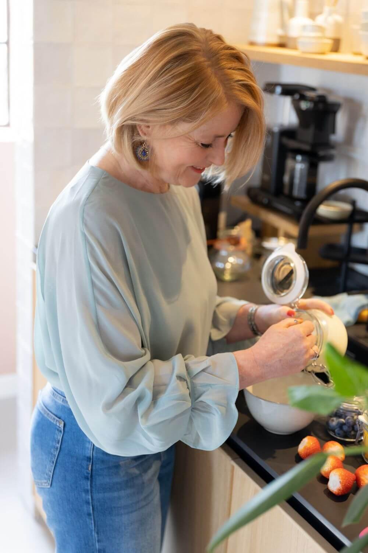 Claudia Vesters Voeding Hormonen Brein Vrouw in Balans Persoonlijke Coaching
