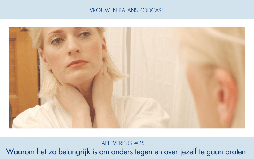 #25 Vrouw in Balans Podcast