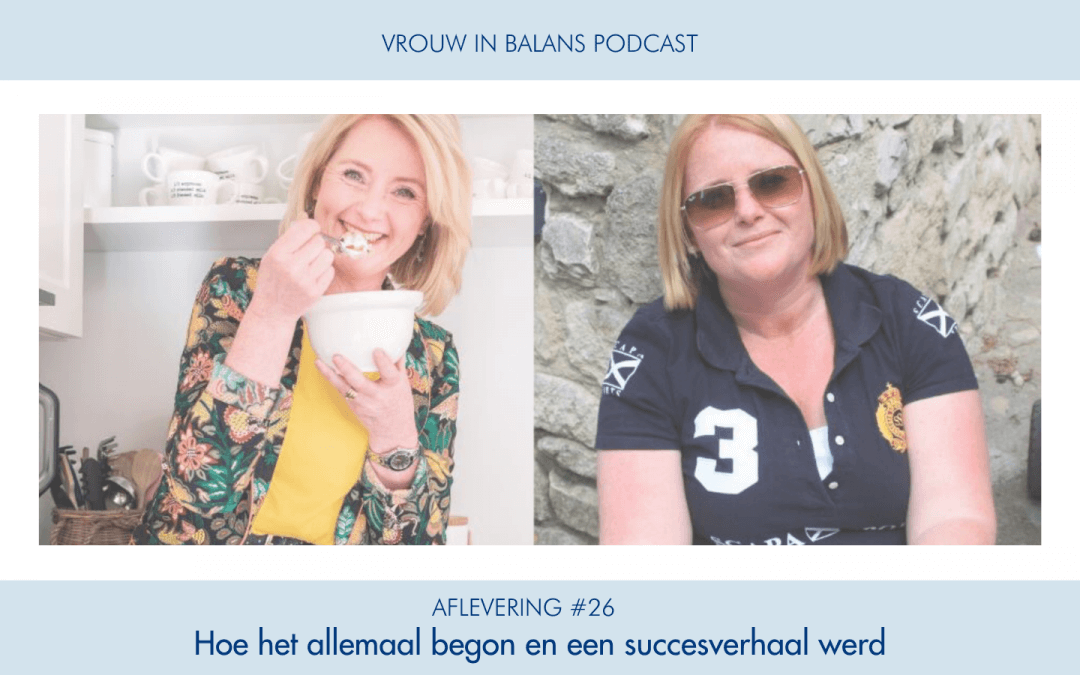 #26 Vrouw in Balans Podcast
